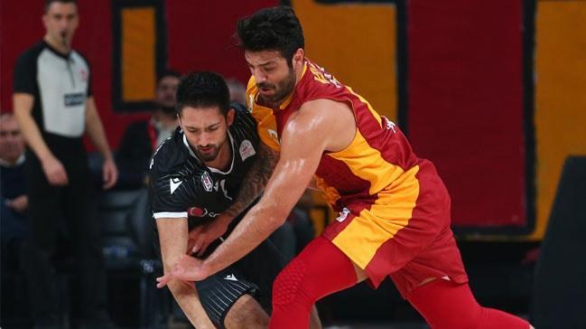 Galatasaray Doğa Sigorta, Basketbol Süper Ligi'nde Beşiktaş Sompo Sigorta'yı mağlup etti