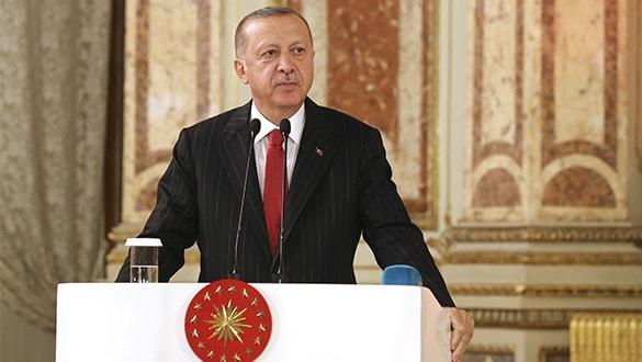 Cumhurbaşkanı Erdoğan: Muhammed'in kanını yerde bırakmayacağız