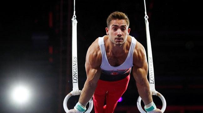 Milli sporcu İbrahim Çolak, Artistik Cimnastik Dünya Şampiyonası'nda altın madalya kazandı