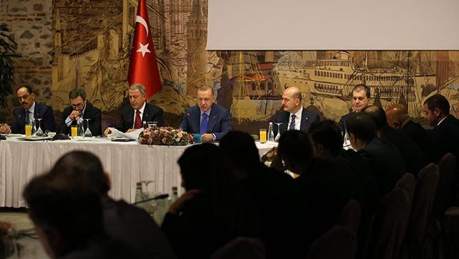 Başkan Erdoğan'dan Barış Pınarı harekatı ile ilgili flaş açıklamalar