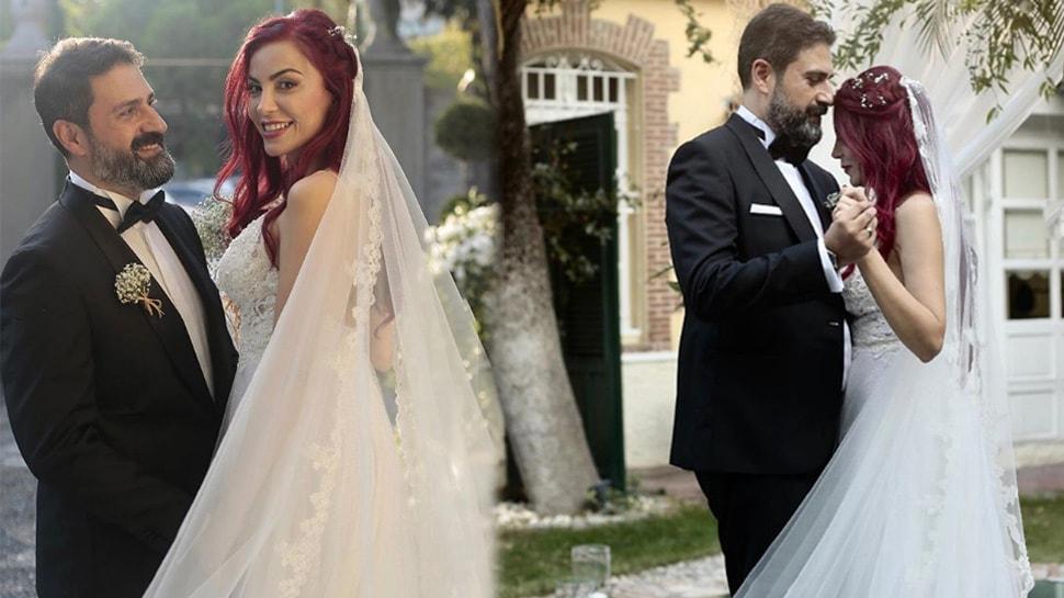 Sürpriz nikah! Erhan Çelik ile Özlem Gültekin evlendi