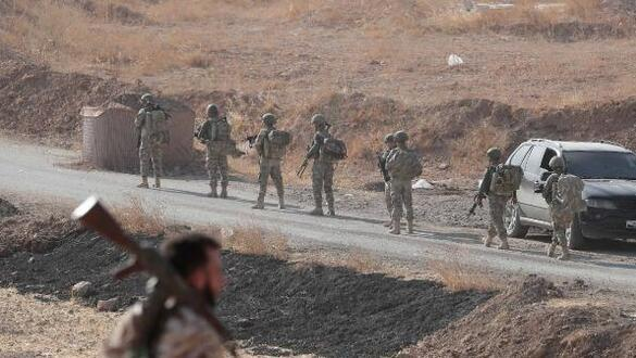 Barış Pınarı harekatında son durum! Münbiç sınırında hazırlıklar tamam