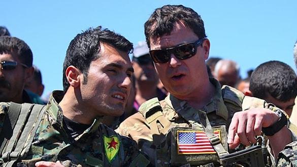 Trump'tan yeni Türkiye tweeti... YPG'nin kirli oyununu Trump da fark etti!