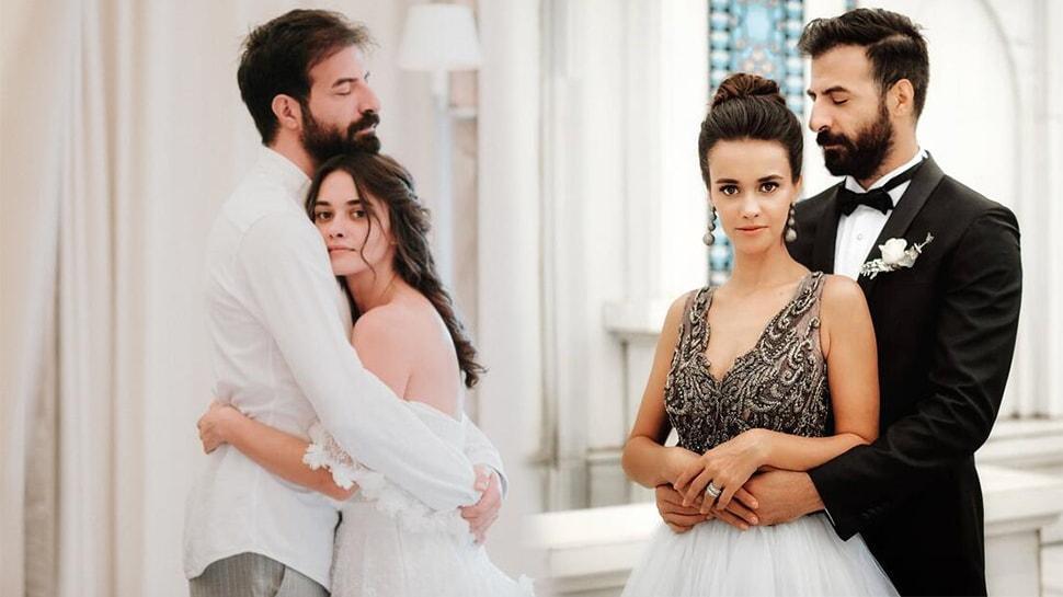 Hande Soral'dan eşi İsmail Demirci'ye: 'Bir ömür olsun kocam'