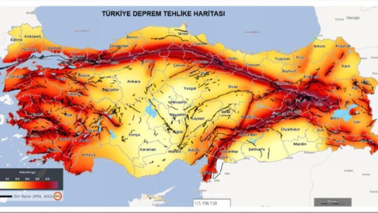 İstanbul depremiyle ilgili kritik açıklama! 'Depremi Adalar'ın güneyi ve Kumburgaz fay kolunda bekliyoruz'