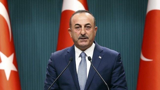 Bakan Çavuşoğlu: Bu ateşkes değil, harekata sadece 120 saat ara verdik