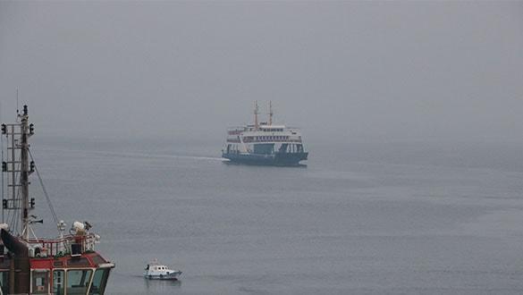 Çanakkale Boðazý gemi geçiþine açýldý