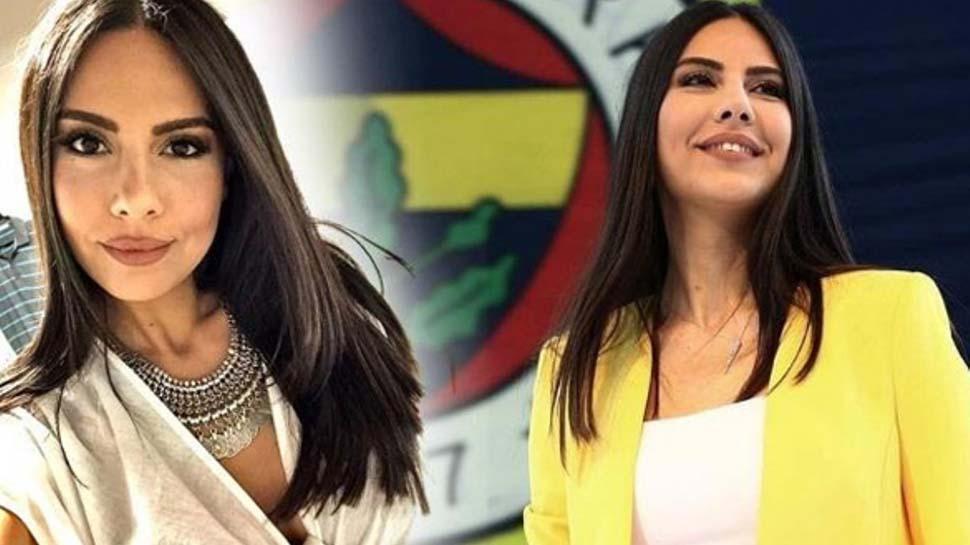 Fenerbahçe spikeri Dilay Kemer'in duygulandıran paylaşımı