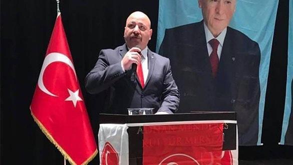 MHP'li başkan silahını temizlerken kendisini vurdu