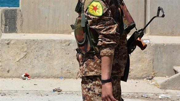 Terör örgütü YPG-PKK İsrail'den yardım istedi