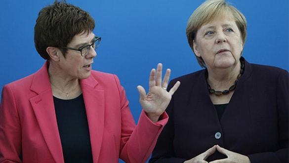 Almanya, Suriye'de 'uluslararası güvenli bölge' önerisinde bulundu