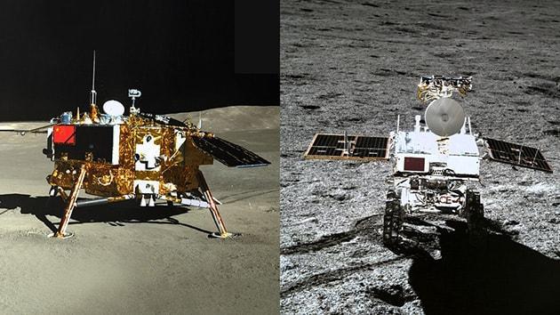 '2020'de Ay'a bir sonraki yıl da Mars'a gideceğiz'