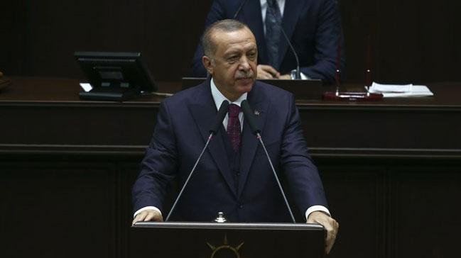 Başkan Erdoğan'dan ABD ziyaretiyle ilgili son dakika açıklaması