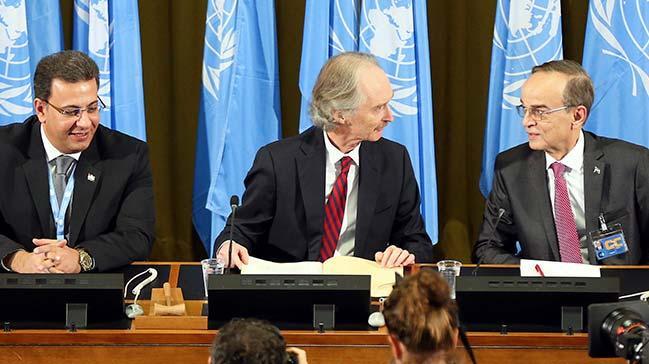 Suriye Anayasasıiçin komite toplandı