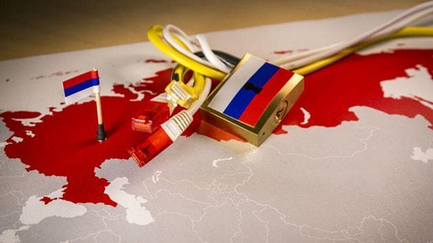 Rusya tüm ülkenin internet bağlantısını kesecek