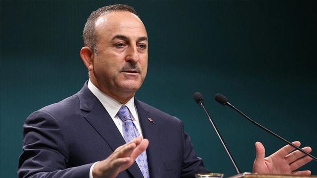 Bakan Çavuşoğlu AKŞAM'a konuştu: ABD ile ilişkiler inişli çıkışlı