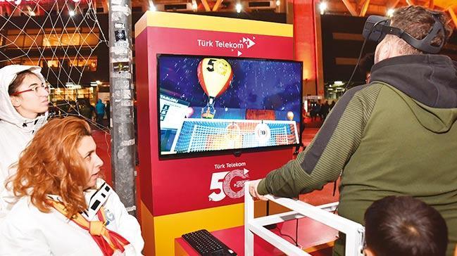 Türk Telekom'dan 5G'de hız rekoru