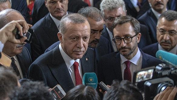 """Son dakika haberi... Başkan Erdoğan'dan flaş açıklamalar! ABD'ye gidecek mi"""""""