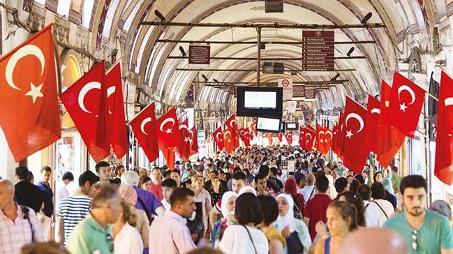 Zor bir dönemdençıkan Türkiye toparlanıyor