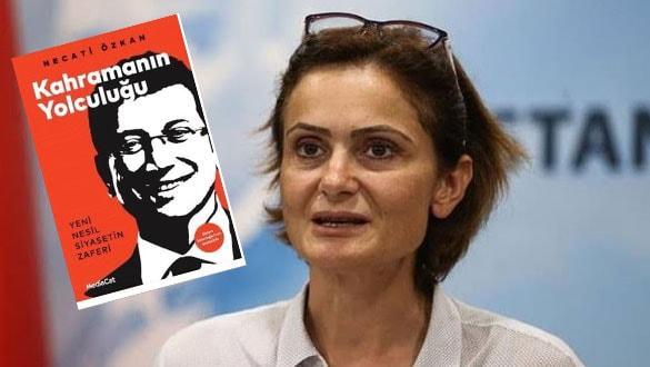 İmamoğlu kitabı CHP'de kriz çıkardı... Kaftancıoğlu öfke kustu!