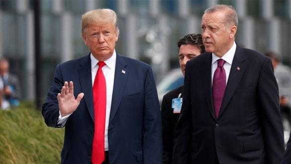 İki lider telefonda görüştü! Başkan Erdoğan'ın ABD kararı belli oldu