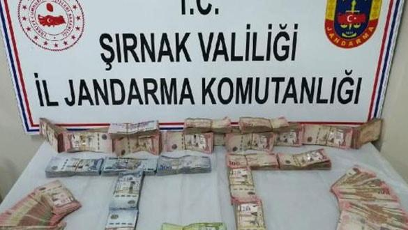 Şırnak'ta kaçakçılık operasyonlarında 33 gözaltı