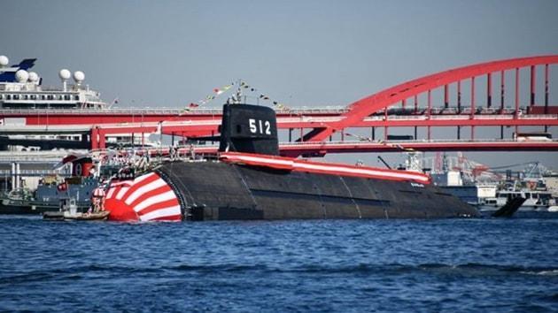 Kawasaki, Japon donanması için denizaltı yapımına başladı