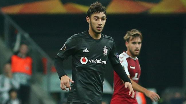Beşiktaş'ta Kartal Kayra'nın 7 yıllık hayali gerçek oldu