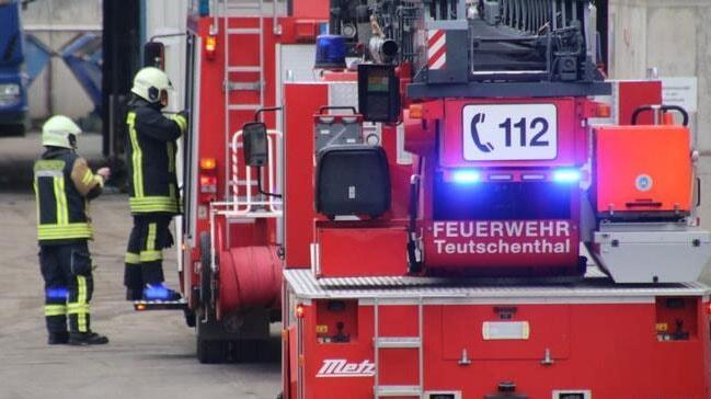 Almanya'da maden ocağında patlama