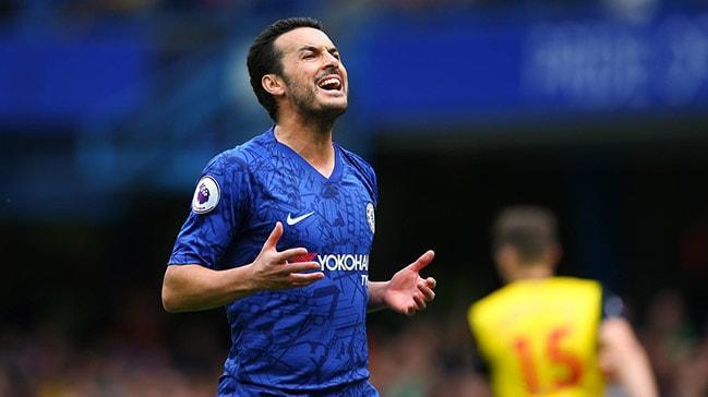 İtalyan basınına göre Fenerbahçe, Chelsea'den ayrılmak isteyen Pedro'yu istiyor