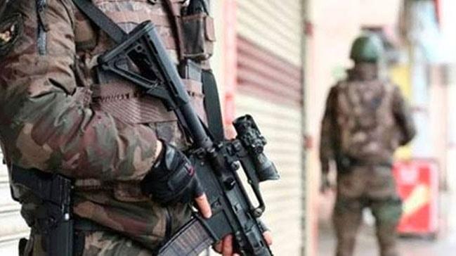 Sınırda yakalanan PKK şüphelisi tutuklandı
