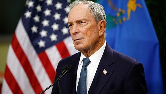 ABD'li milyarder Bloomberg başkanlık yarışına katılmayı düşünüyor
