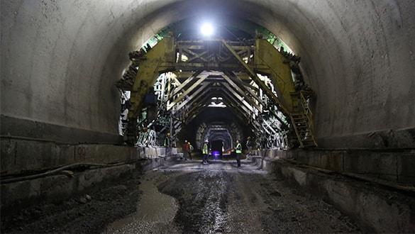 Geminbeli Tüneli, 2021'de hizmete girecek
