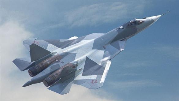 Tarih verildi! Su-57 envantere giriyor