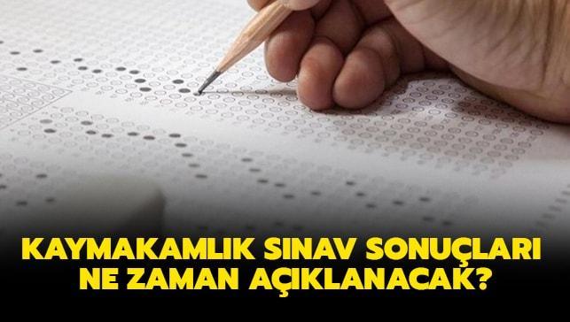 """Kaymakamlık sınav soruları ÖSYM tarafından yayında! Kaymakamlık sınav sonuçları açıklanır"""""""