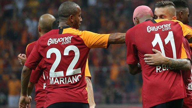 Fatih Terim'den Babel, Mariano ve Marcao'ya son şans!