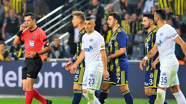 Aytaç Kara'dan Ali Palabıyık'a tepki: Al hocam, penaltıyı sen kullan