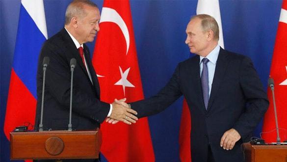 Başkan Erdoğan ve Rus Lider Putin telefonda görüştü