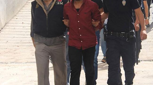 Kayseri'de bağ evine uyuşturucu operasyonu:11 gözaltı