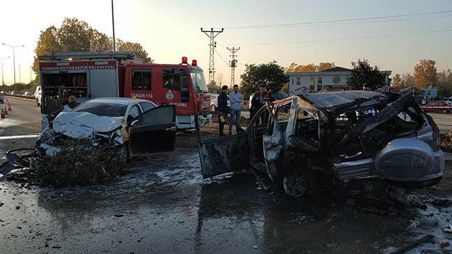 Feci kaza... Savcı ve eşi ağır yaralı, 8 yaşındaki kızları hayatını kaybetti