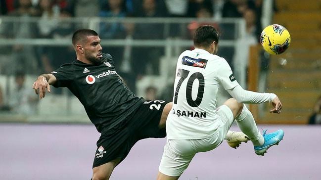 Beşiktaş, Yakutel Denizlispor'u tek golle mağlup etti