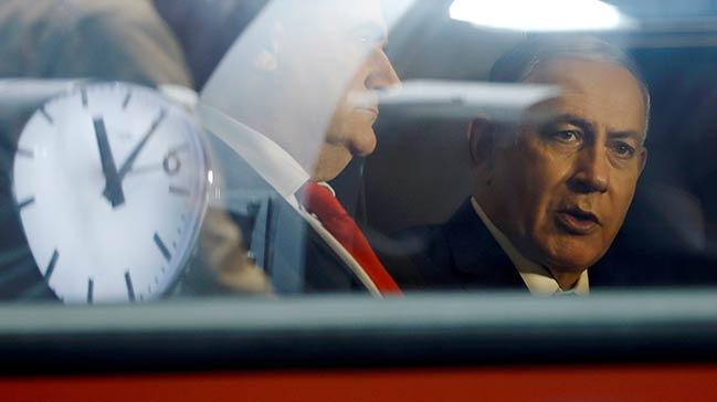 Sürpriz isimden Netanyahu'ya istifa çağrısı... Dedesini örnek gösterdi