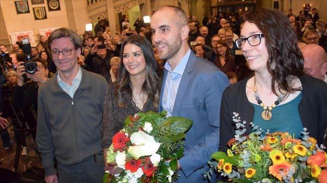 Türk kökenli siyasetçi Almanya'da tarihe geçti! Bir ilki gerçekleştirdi...