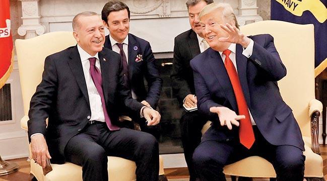 Senatörlere YPG dersi
