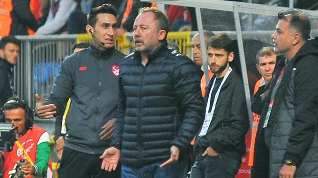 Sergen Yalçın'ın cezası 3 maça indirildi