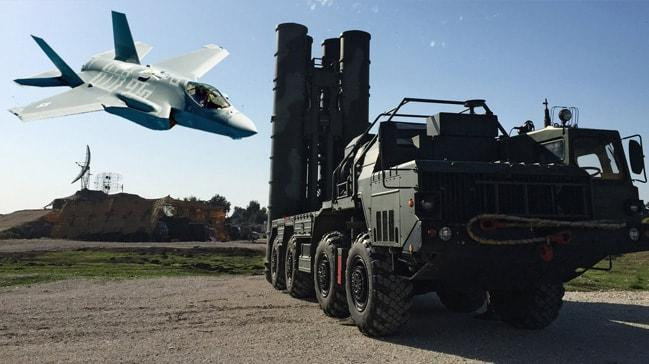 F-35'ler S-400'e karşı! İsrail'de Patriot'larla 'taktik' yaptılar