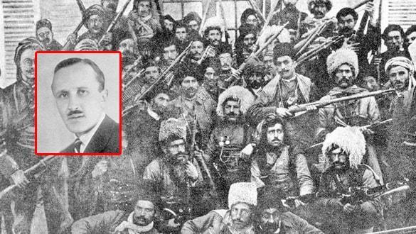 Aziz Üstel İngilizlerin tezgahını yazdı: İşte Türklerle ilgili soykırım yalanlarını uyduran isim