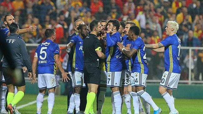 Fenerbahçe yönetimi Göztepe maçında kural hatası yapıldığı gerekçesiyle başvuru yapacak