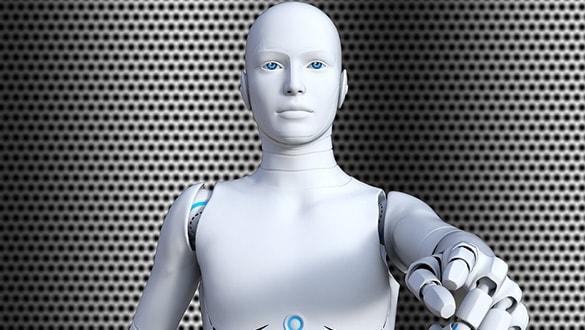 '10 yıl içinde robotlar en yakın arkadaşımız olacak'