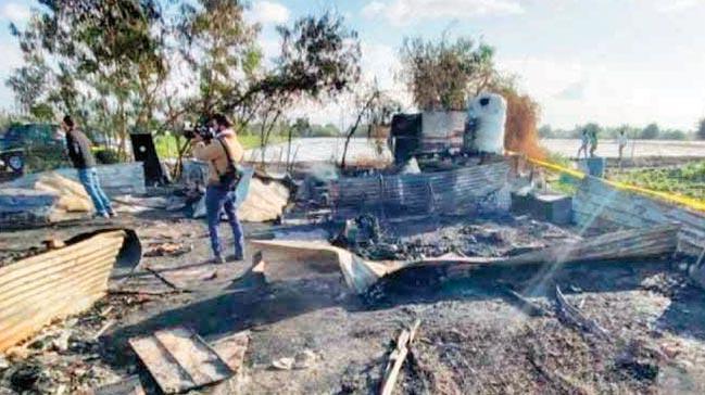 Tarım işçisi 13 Pakistanlı öldü